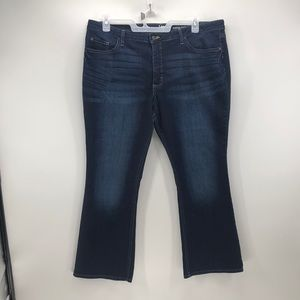 Lee by riders mid rise bootcut